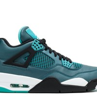 "AIR JORDAN 4 RETRO 30TH ""TEAL""BASKETBALL SNEAKER"