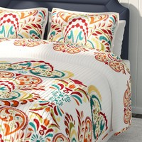 Bridgetown 3 Piece Quilt Set