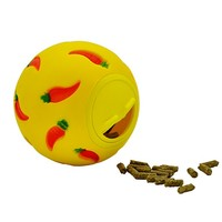 Niteangel Treat Ball, Snack Ball, Small Size, Diameter 3-inch