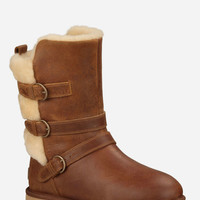 Ugg Becket Womens Boots Chestnut  In Sizes