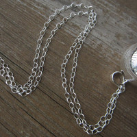 """Large Harmony Ball Necklace, Maternity Necklace, Pregnancy Gift, 22mm and 36"""" long"""