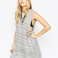 ASOS T-Shirt Dress with Drop Arm Hole