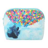 Disney Up Balloons Cosmetic Bag