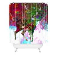 Deniz Ercelebi Blinded Shower Curtain