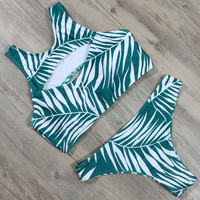 Beach Bathing Suit For Women Swinsuit Push Up Swimwear Bikini Set