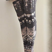 Aristocats Tattoo Tights