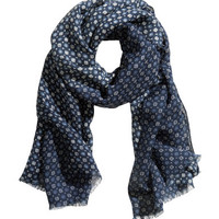 Linen Scarf - from H&M
