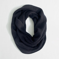 FACTORY WAFFLE INFINITY SCARF