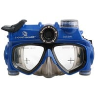 Liquid Image 12.0 MP HD 720p Underwater Camera Mask—Buy Now!