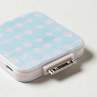 Dotted iPhone 4 Backup Battery