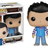 "Funko Pop TV: Supernatural - Castiel ""Steve"" Vinyl Figure"