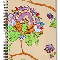 Heavens Flower - Spiral Notebook 120 Pages