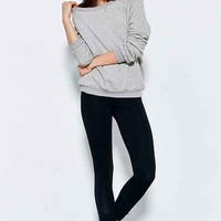 Out From Under Rib-Cuff Legging-