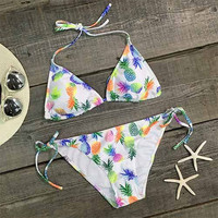 Cupshe Four Seasons Fruit Fresh Bikini Set