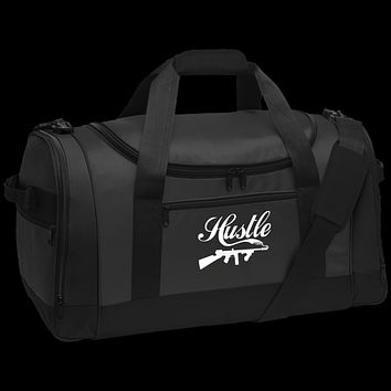 Hustle Everything x Port Authority Travel Sports Duffel