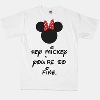 Hey Mickey (Shirt)