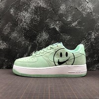 Nike Air Force 1 Low Have a Nike Day Green Sport Shoes - Best Online Sale