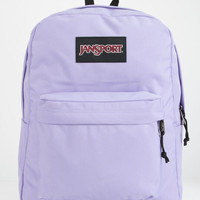 JANSPORT Black Label SuperBreak Purple Backpack