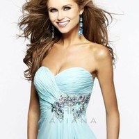 Faviana 7302 at Prom Dress Shop