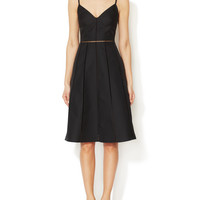 Silk Embroidered Tulle Dress by Valentino at Gilt