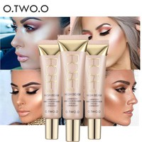 2017 New Contour Highlighters Brand Cosmetics Waterproof White Shimmer Glow Brighten Face Liquid Highlighter o.two.o Makeup