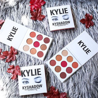[BIG SALE]Kylie Lip 6pcs Set Matt Cup Lip Gloss Kylie Jenner Gold & Lip Kit Upgraded Version Lip Gloss