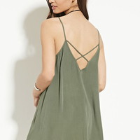 Crisscross Cami Dress
