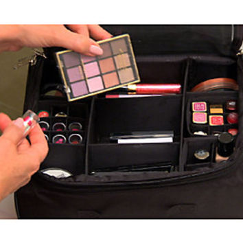 Ultimate Cosmetic Organizer Case By