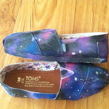 Galaxy Toms Shoes by denimtrend on Etsy