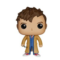 Tenth Doctor Who 10th Doctor Funko POP Vinyl Figure #221 Toy Gift NEW