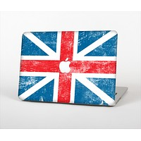 "The Scratched Surface London England Flag Skin Set for the Apple MacBook Pro 13""   (A1278)"