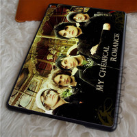 MY CHEMICAL ROMANCE BLACK PARADE 2 PICTURE iPad Air Case