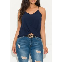 Clarissa Top Navy