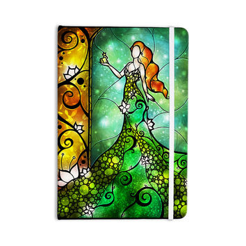 """Mandie Manzano """"Fairy Tale Frog Prince"""" Everything Notebook"""