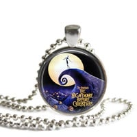 The Nightmare Before Christmas Necklace