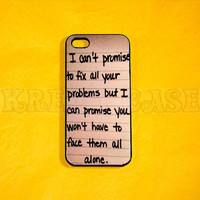 iphone 4 Case, Love Quote iPhone 4 Cases, hakuna matata infinity  Iphone 4s Cover,Case for iPhone 4