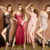 Cute Hot Deal On Sale Elegant Chiffon Sexy Exotic Lingerie [4933173764]