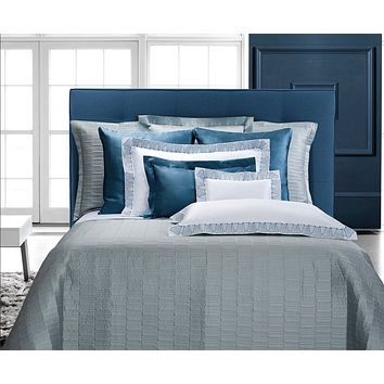 Olimpia Embroidery Bedding by Dea Linens