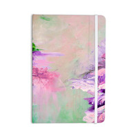 "Ebi Emporium ""Winter Dreamland 4"" Pink Purple Everything Notebook"
