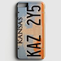 Supernatural License Plate iPhone 6/6S Case | casescraft