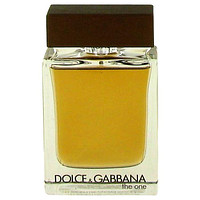 The One by Dolce & Gabbana Eau De Toilette Spray (Tester) 3.4 oz for Men