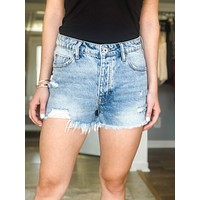 Kindra Denim Shorts