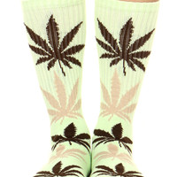 MINT CHOCOLATE CHIP PLANTLIFE CREW SOCK