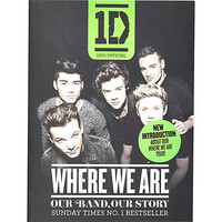River Island Womens One Direction Where We Are book
