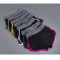 Fitness Gym Sport Shorts Short Femme Women Shorts   Gym Jogging Workout Swaetpant Cotton  Running Shorts Casual