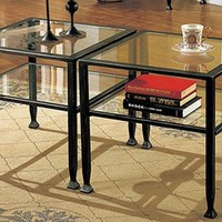 Carrollton Cocktail Table - Coffee Tables -  Living Room Furniture -  Furniture | HomeDecorators.com