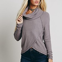 We The Free Womens We The Free Luxe Cowl Thermal