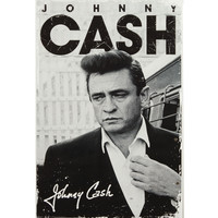 Johnny Cash - Domestic Poster