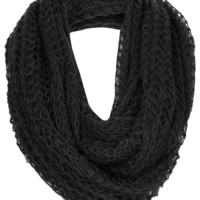Open Cobweb Snood - Scarves - Bags & Accessories - Topshop USA