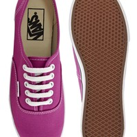 Pink | Vans Authentic Lo Pro Pink Trainers at ASOS